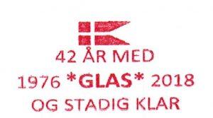 MJ Glas Glarmester i Køge og Greve, 42 år med glas pic