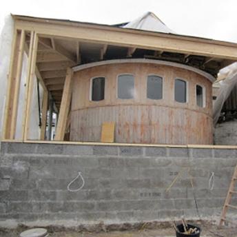 Glarmester i Køge og Greve, Tømrerarbejde